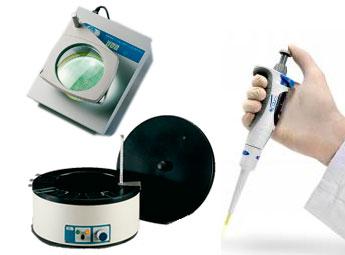 Instruments For Biologie And Histologie